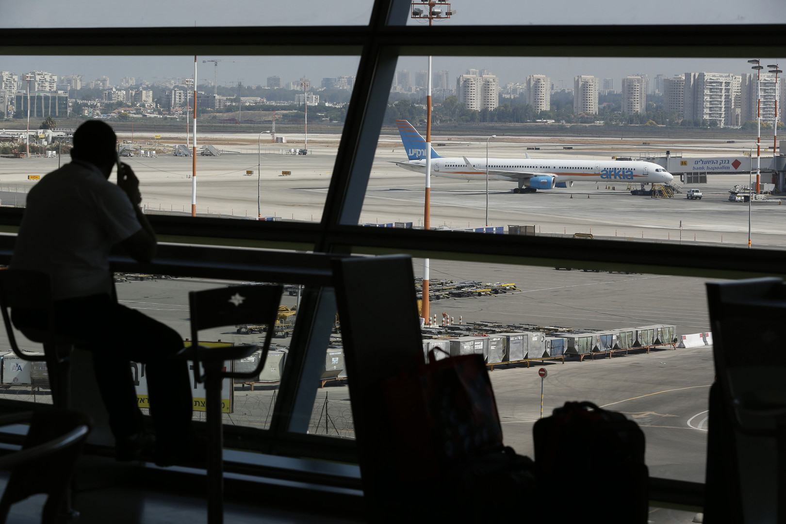 حالة تأهب قصوى في مطار بن غوريون بسبب هبوط اضطراري لطائرة ركاب ألمانية