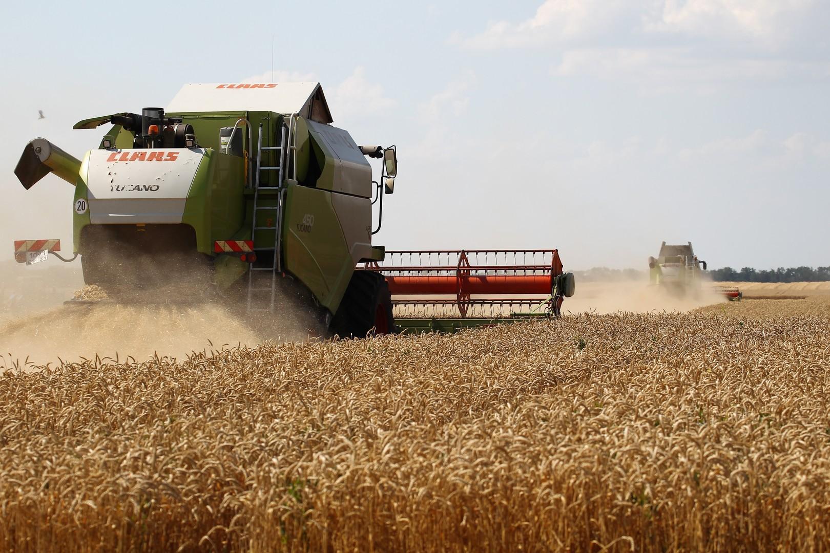 روسيا تدعم قطاعها الزراعي بإجراء جديد