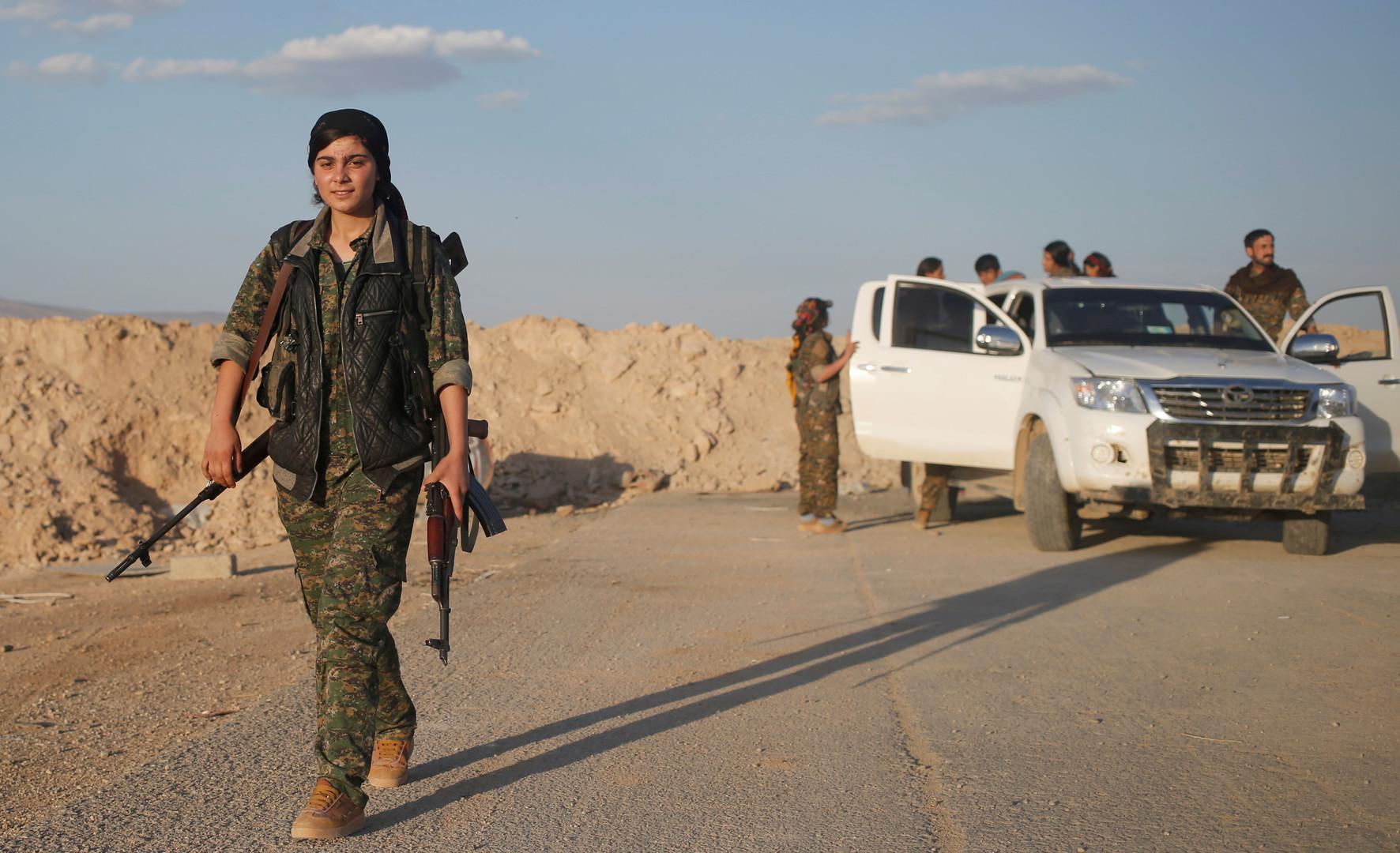 اتفاق أممي مع وحدات حماية الشعب الكردية على عدم تجنيد الأطفال كمقاتلين