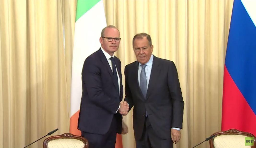 لافروف: أكدنا على أهمية الالتزام بالاتفاق النووي مع إيران