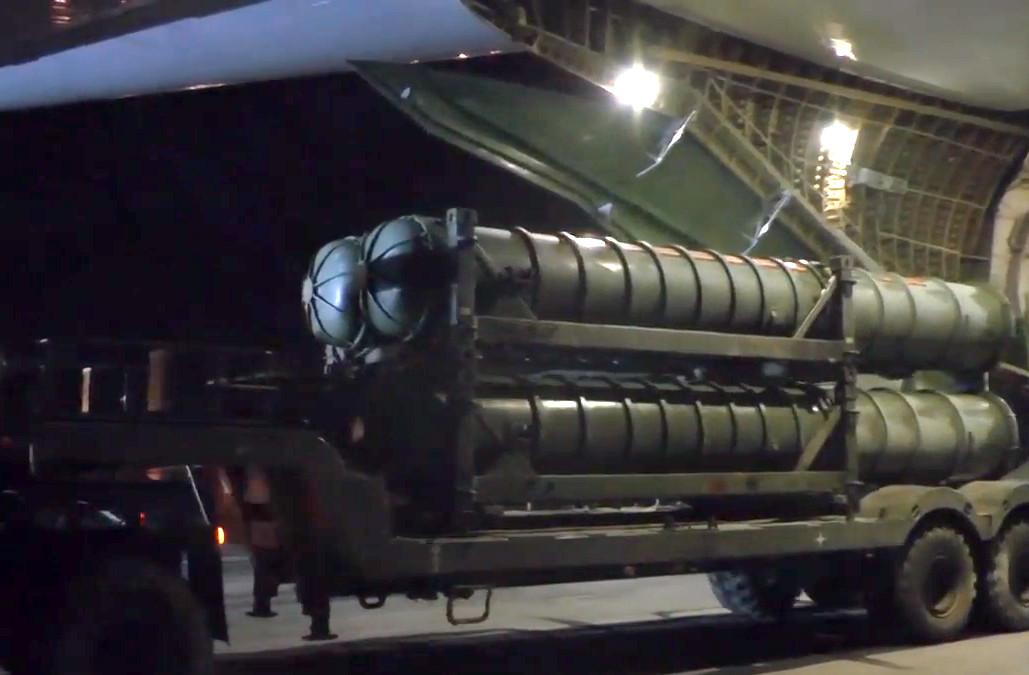 صواريخ تابعة لمنظومة روسية من طراز