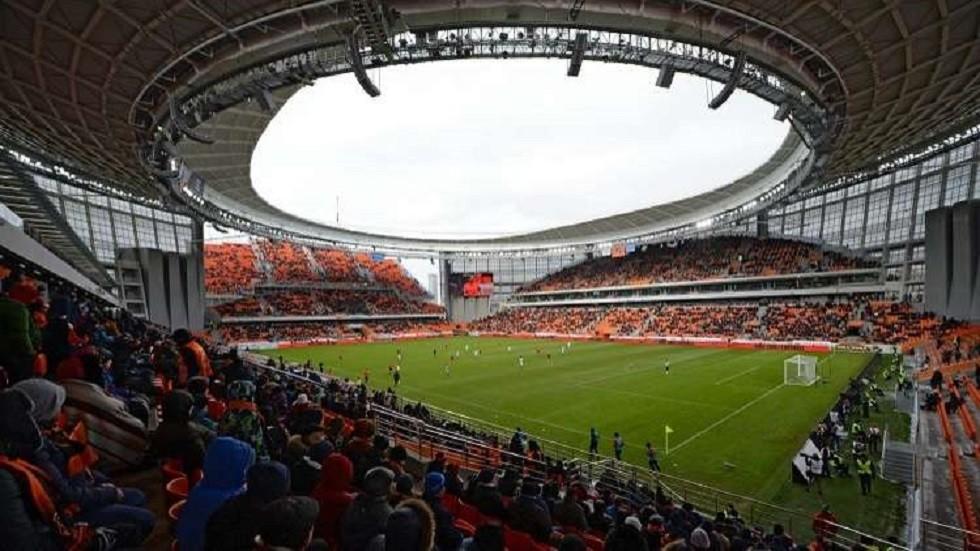 يكاترينبورغ الروسية تفوز بحق استضافة الألعاب الجامعية الصيفية عام 2023