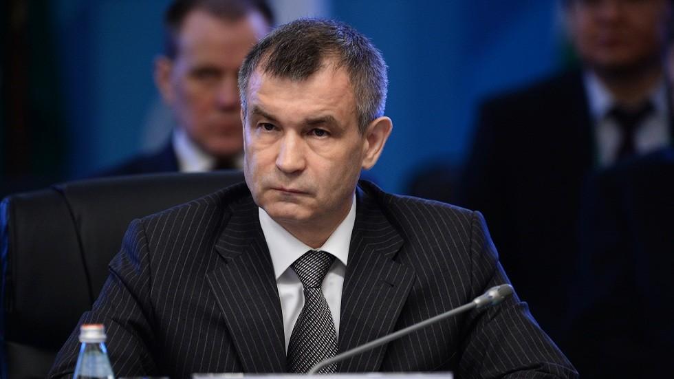نائب سكرتير مجلس الأمن القومي الروسي رشيد نورعلييف