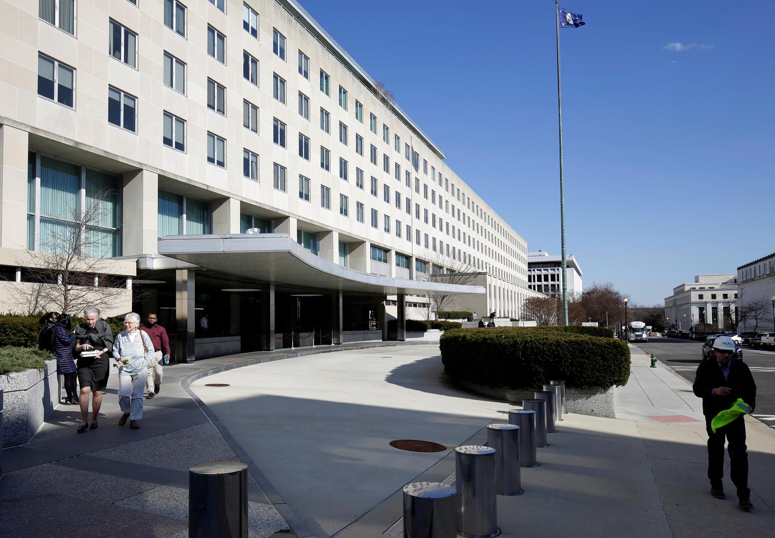 الولايات المتحدة تؤيد القرار الإيطالي لإعادة مقاتل إيطالي من سوريا إلى الوطن