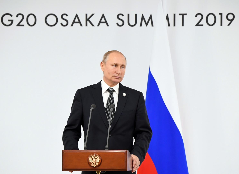 بوتين يدعو ترامب وشي جين بينغ وماكرون وميركل لحضور احتفالات عيد النصر 2020 في روسيا