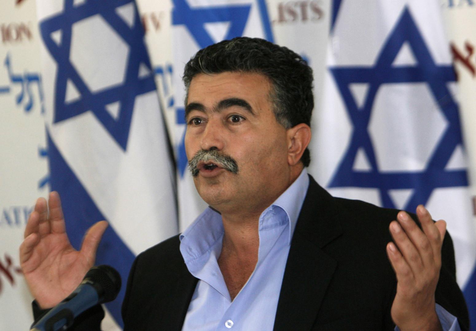 عضو الكنيست الإسرائيلي، عمير بيرتس