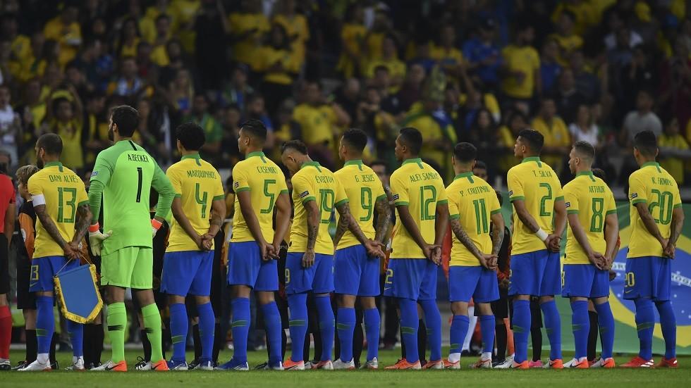 ضربة موجعة للمنتخب البرازيلي قبل نهائي