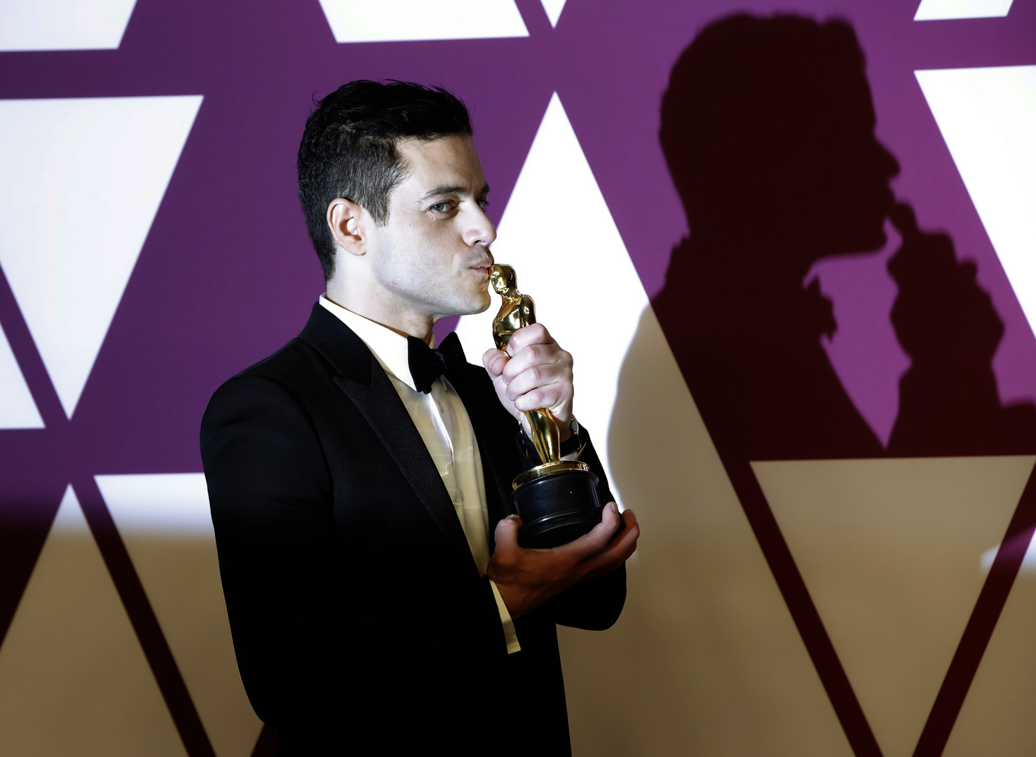 الحائز على الأوسكار رامي مالك يرفض أن يكون