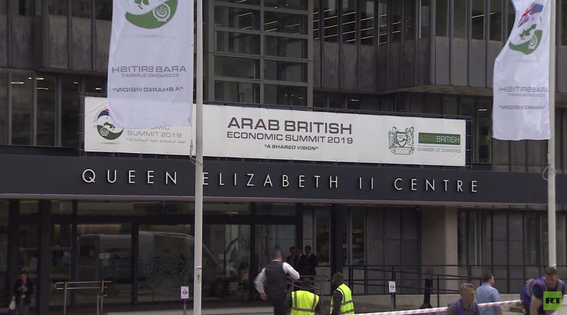 لندن تسعى للانفتاح على السوق العربية