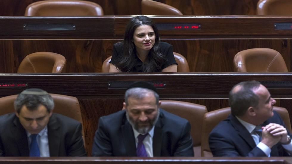 حاخامات إسرائيل يرفضون توليامرأة زعامة تحالف اليمين