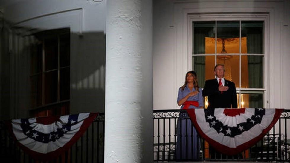 ترامب يستعرض القوة في عيد الاستقلال