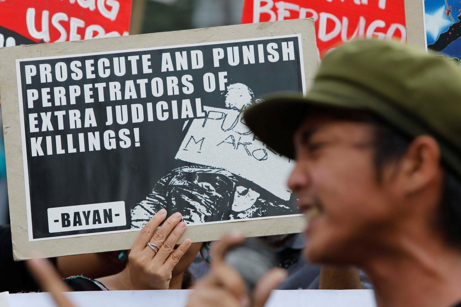 مطالبات بتحقيق أممي في مقتل آلاف في حرب الفلبين على المخدرات