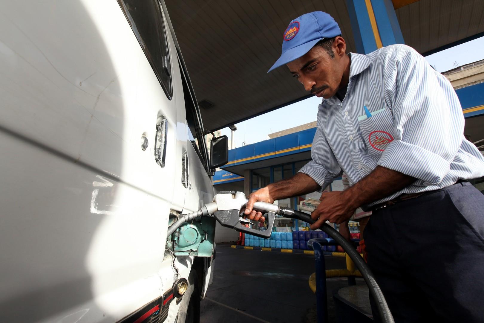 مصر تعلن  أسعار الوقود الجديدة