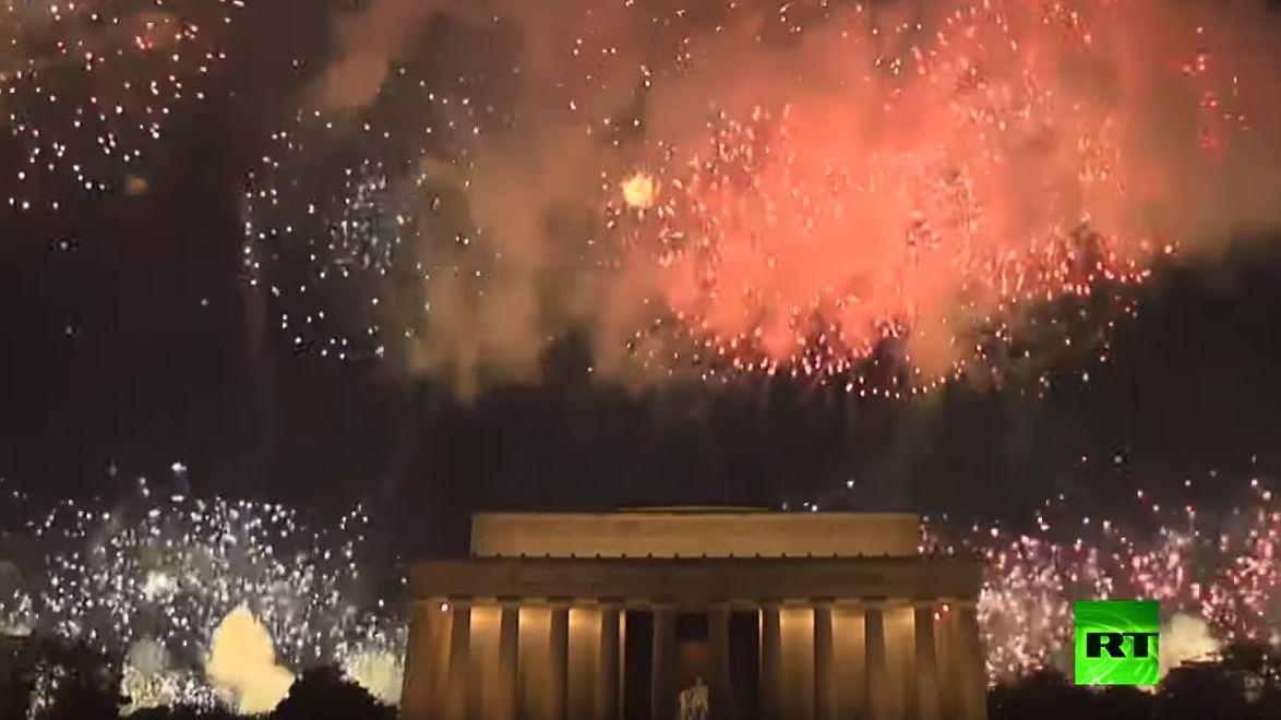 واشنطن تحتفل بعيدها في الرابع من يوليو