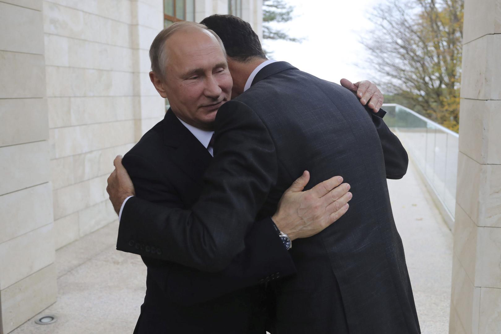 دمشق تقدّم تنازلات بضغط من موسكو