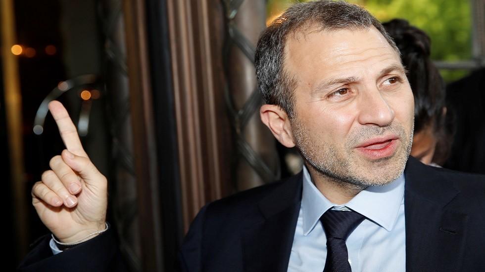 زيارة وزير الخارجية  اللبناني ورئيس حزب