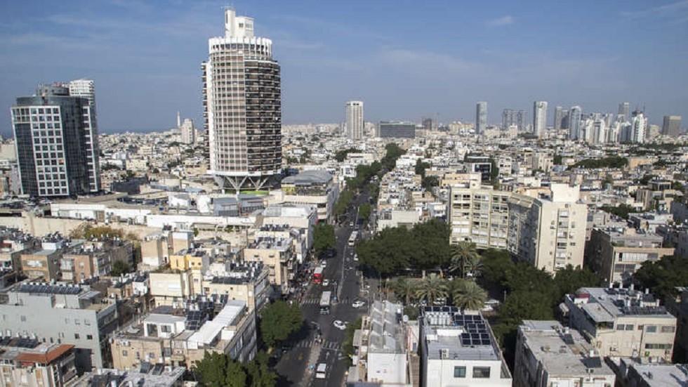 مدينة تل أبيب - أرشيف