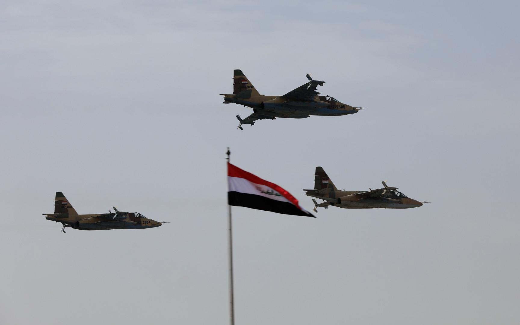 العراق.. انطلاق عملية عسكرية في ثلاث محافظات حتى الحدود مع سوريا