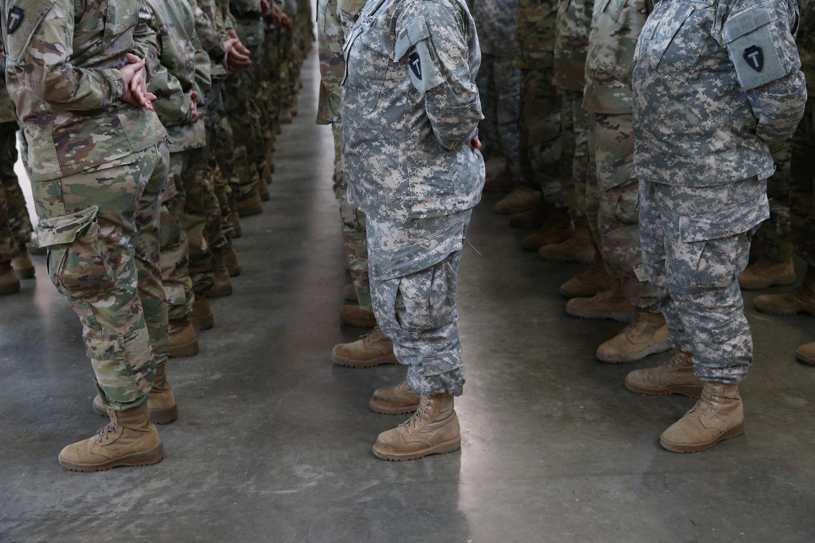 البنتاغون يرسل عناصر من الحرس الوطني إلى الشرق الأوسط