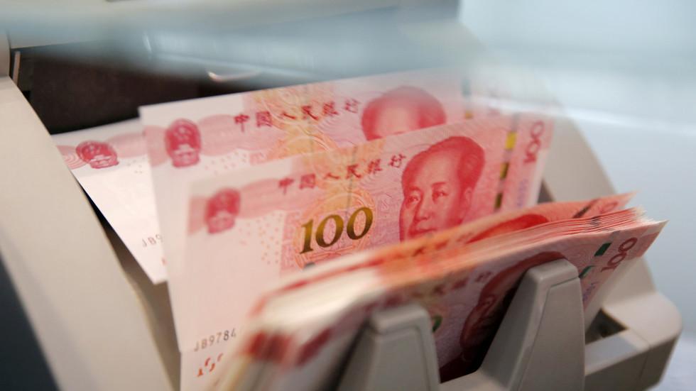 صعود احتياطيات الصين الدولية في يونيو