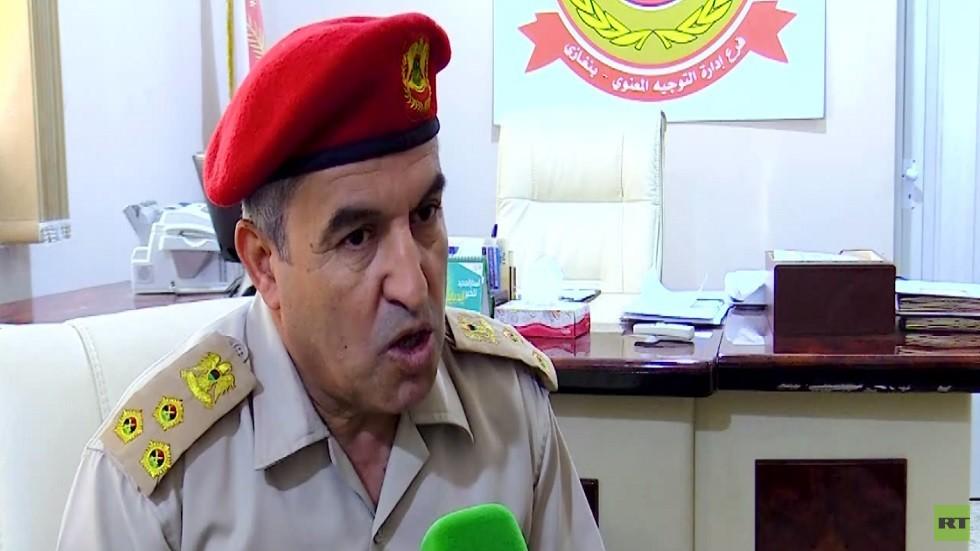 الجيش الليبي: نسيطر على 95% من البلاد