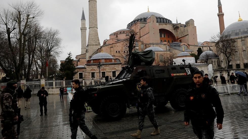 السفارة السعودية تصدر إرشادا لرعاياها في تركيا
