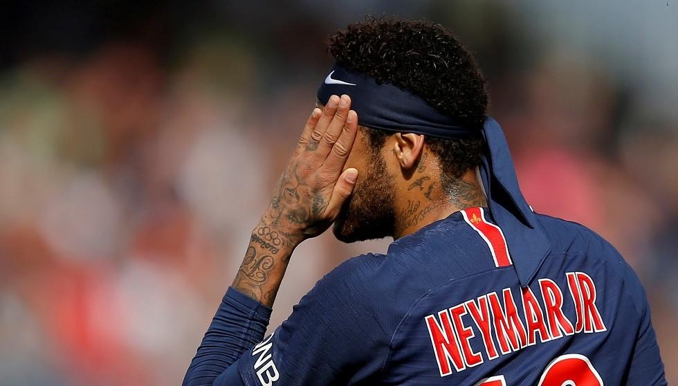 باريس سان جيرمان يصدر بيانا بشأن نيمار