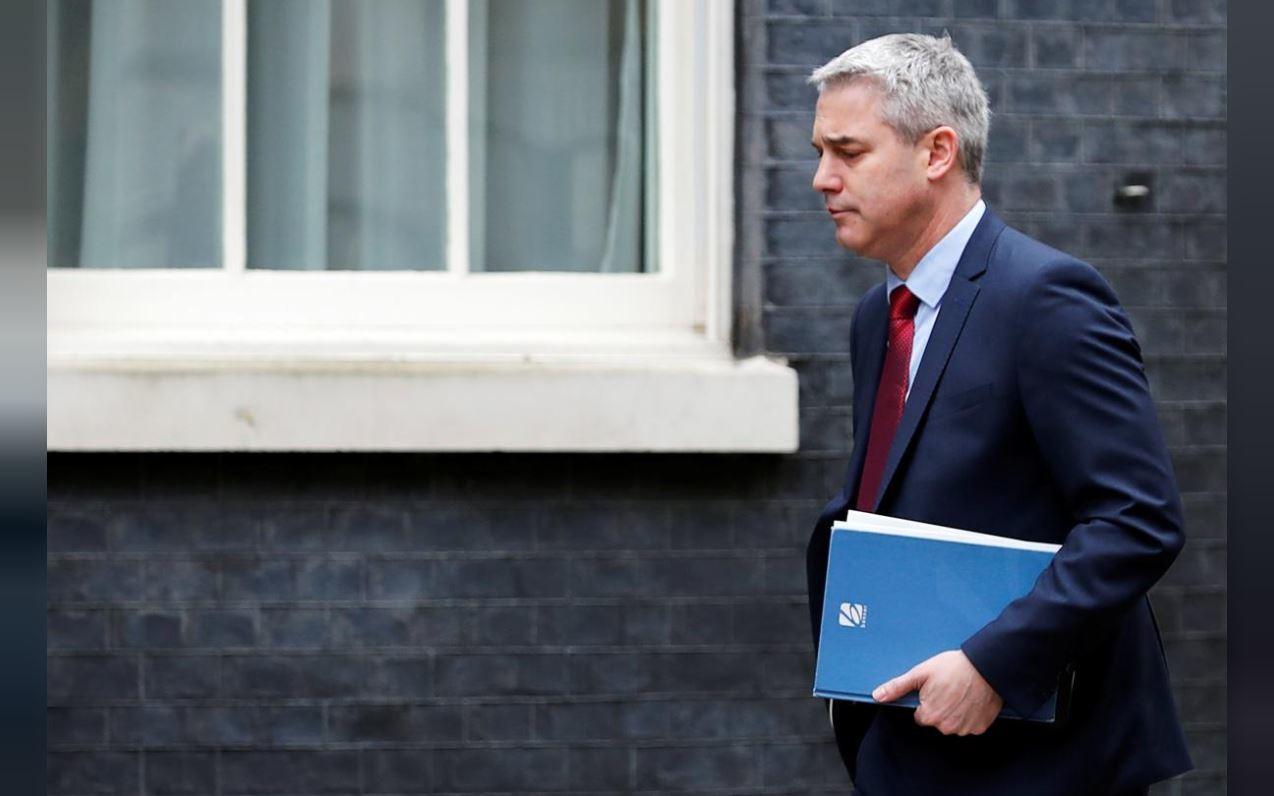 الوزير البريطاني المكلف بملف بريكست، ستيفن باركلي