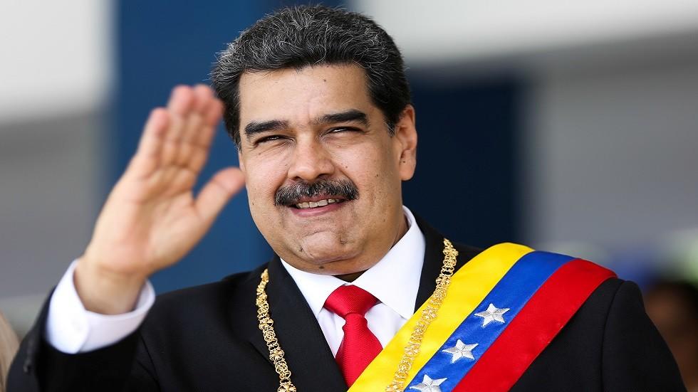الرئيس الفنزويلي نيكولاس مادورو (صورة أرشيفية)