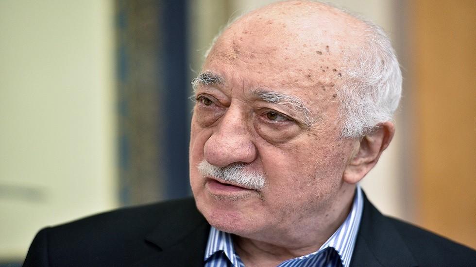 رجل الدين التركي فتح الله غولن (صورة أرشيفية)