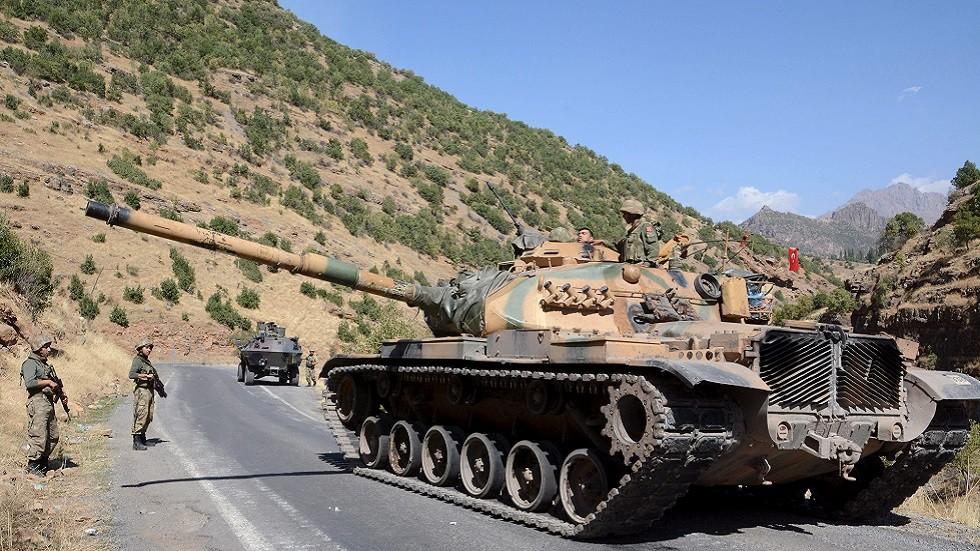 مقتل جنديين تركيين بعملية لـ