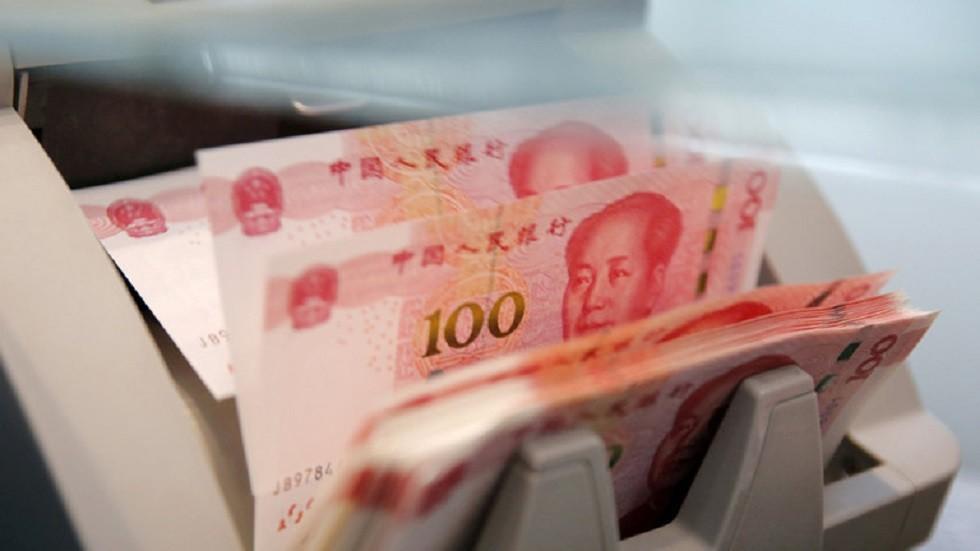 مقابل كل دولار للصين، 100-200 لأمريكا