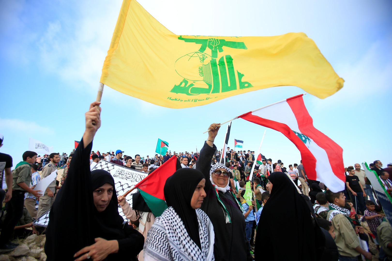 واشنطن تفرض عقوبات على شخصيات بارزة في حزب الله