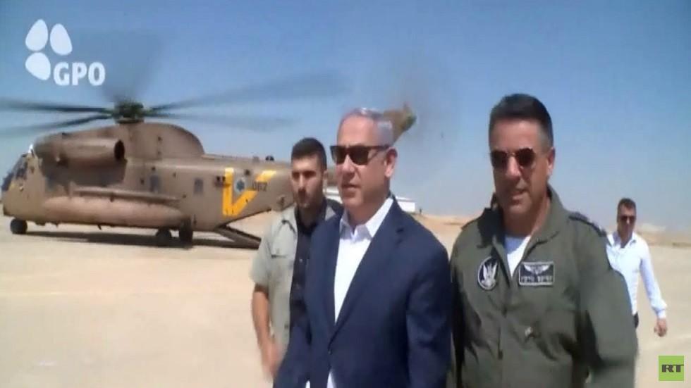 نتنياهو: إيران في مرمى طائراتنا