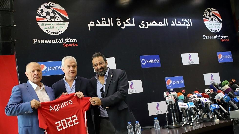 مجدي عبدالغني يرد على الاتهامات بعد خروج منتخب