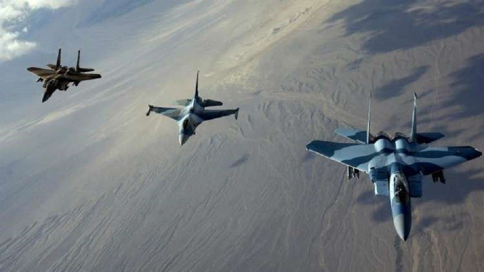 طائرات حربية للتحالف الدولي ضد