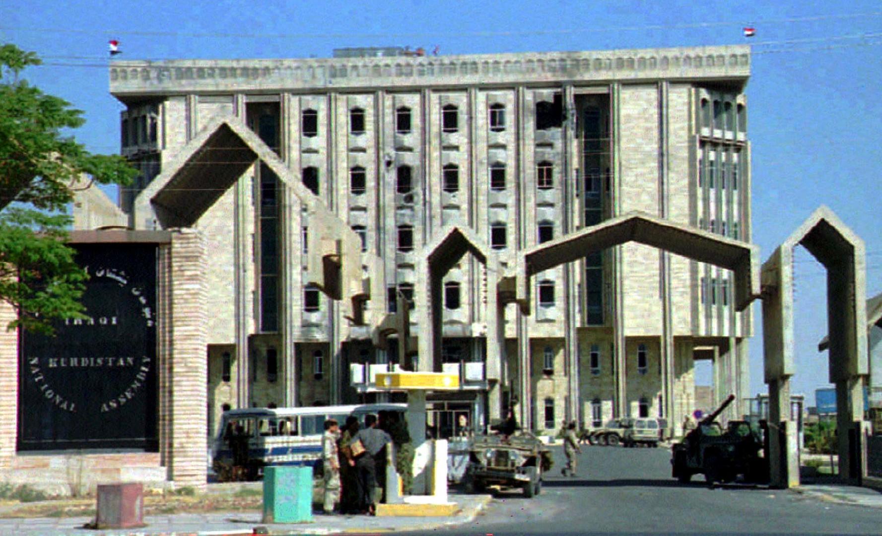 كردستان العراق يمنح الثقة لمسرور بارزاني رئيسا للحكومة