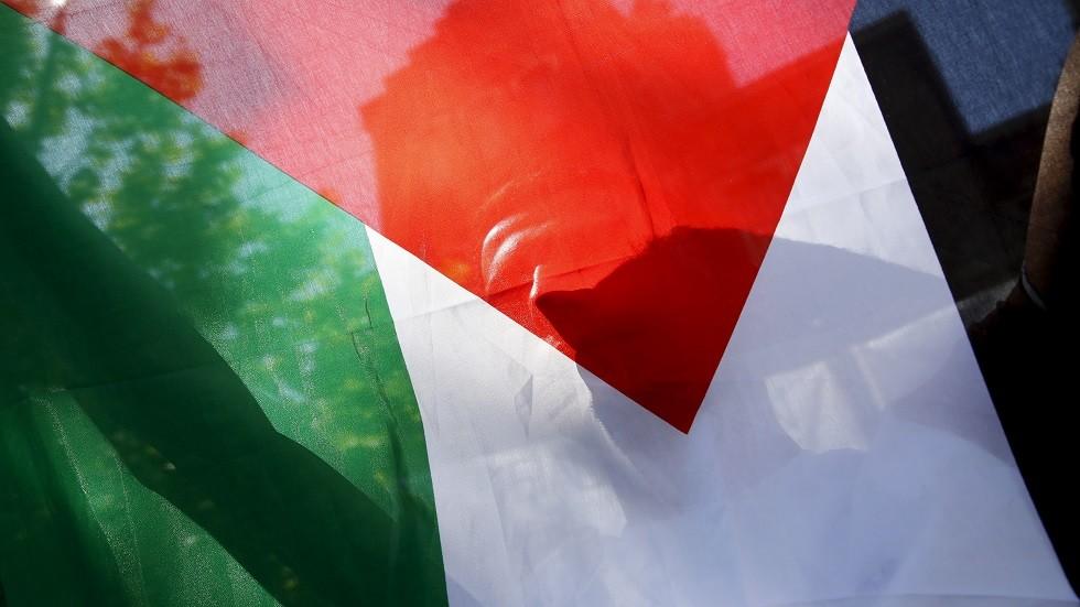 العلم الفلسطيني (روسيا اليوم)