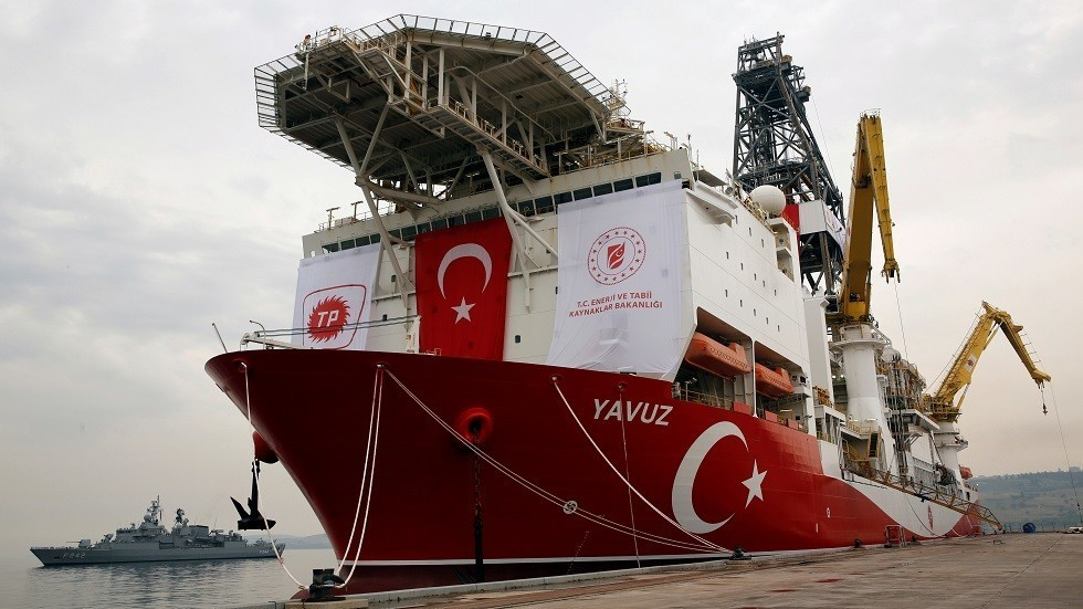 أين تنقب تركيا عن الغاز في شرق المتوسط؟