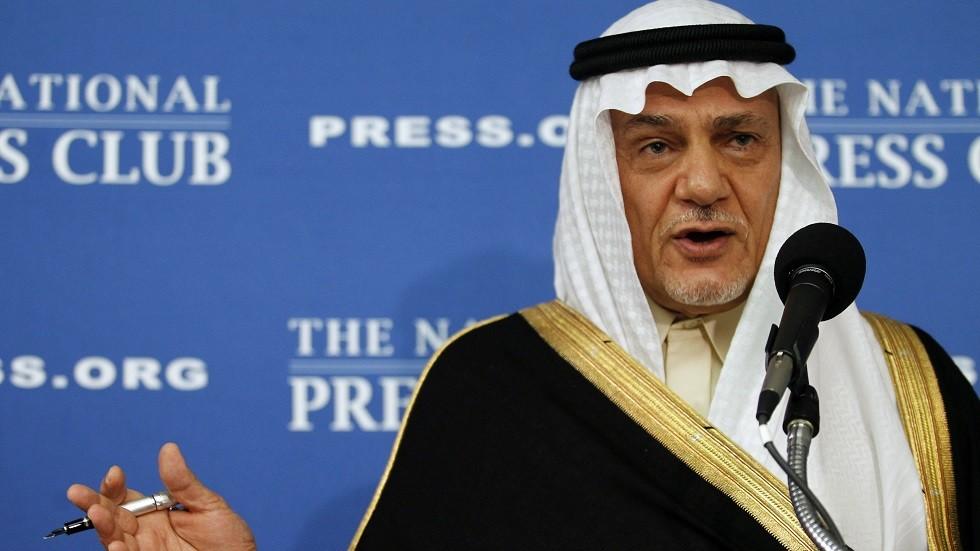 الأمير تركي الفيصل عن الاستثمار في المملكة: إنها بلد الفرص الرائعة