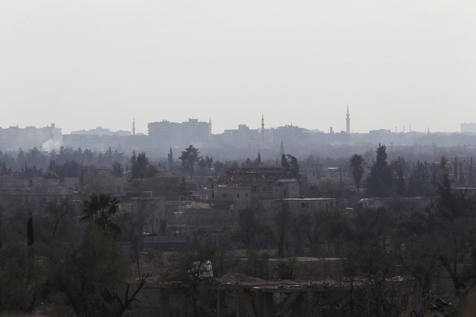 موسكو تقدم معطيات إضافية عن الهجوم المزعوم بالكيميائي في دوما
