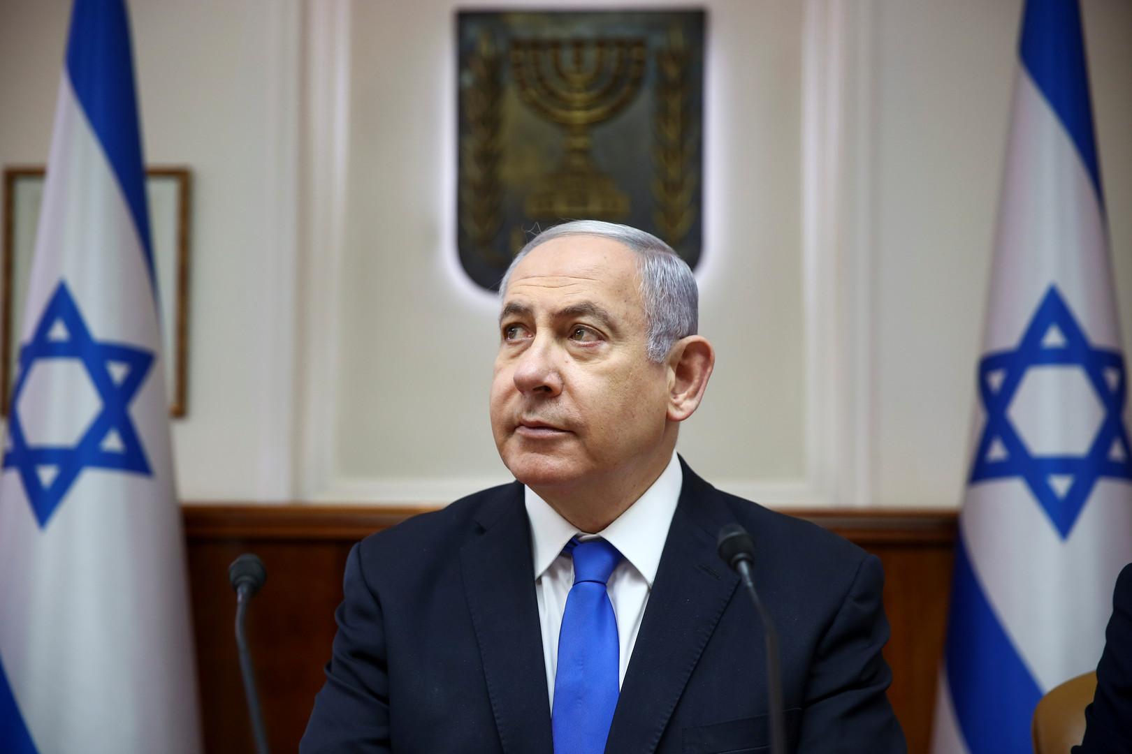 نتنياهو: الغاز الإسرائيلي سيزداد تدفقه إلى مصر بعد 4 أشهر