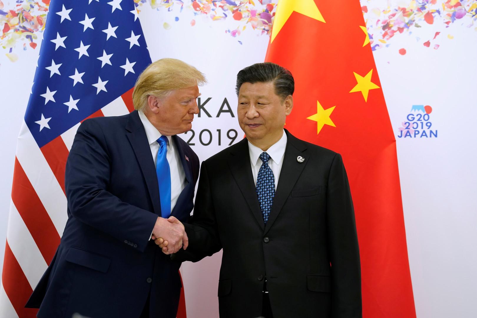 الصين تخسر نقاطا في نزالها مع واشنطن