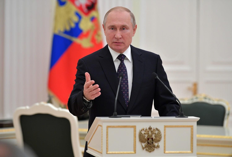 بوتين يعلق على مقترح زيلينسكي لعقد اجتماع بمشاركة ترامب وماي وميركل وماكرون