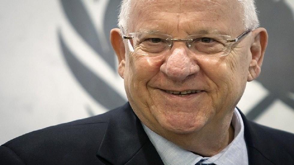 الرئيس الإسرائيلي يدعو لـ