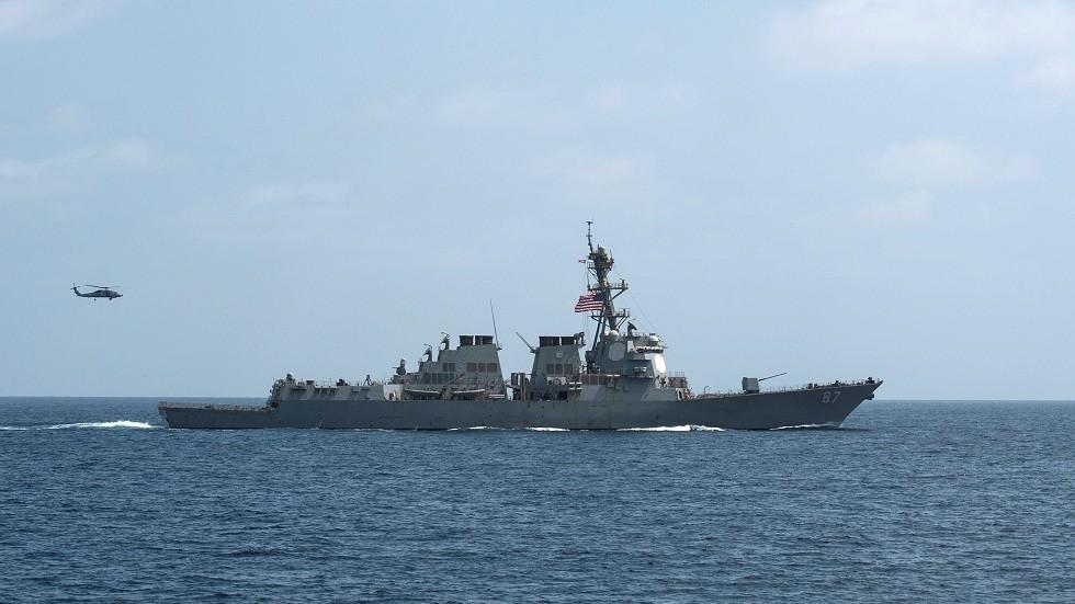 البحرية الأمريكية: نعمل مع البريطانيين على تأمين الملاحة في مضيق هرمز