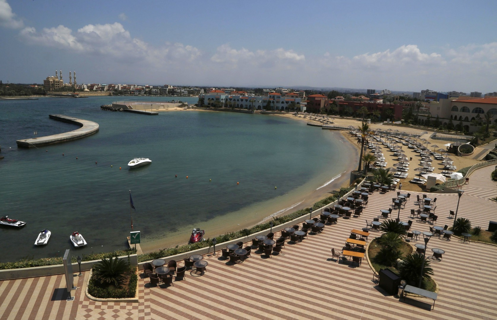 وزير سوري يكشف تفاصيل مشروعين تنفذهما روسيا في الساحل