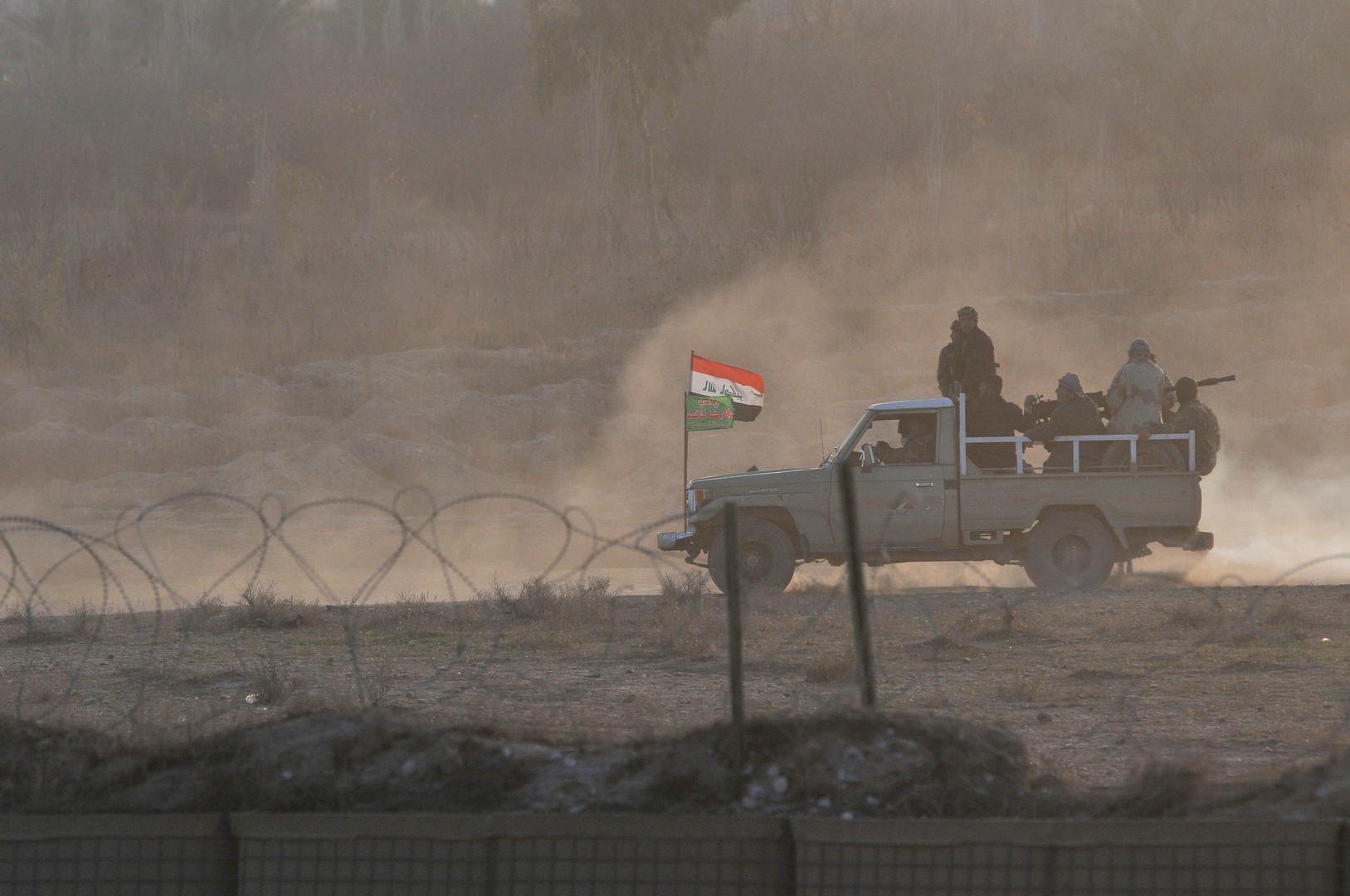 عمليات عسكرية في ديالى- أرشيف