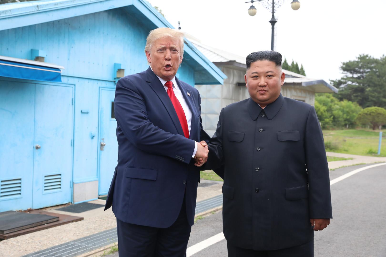 السماء تساعد ترامب في إجاعة شعب كوريا الشمالية