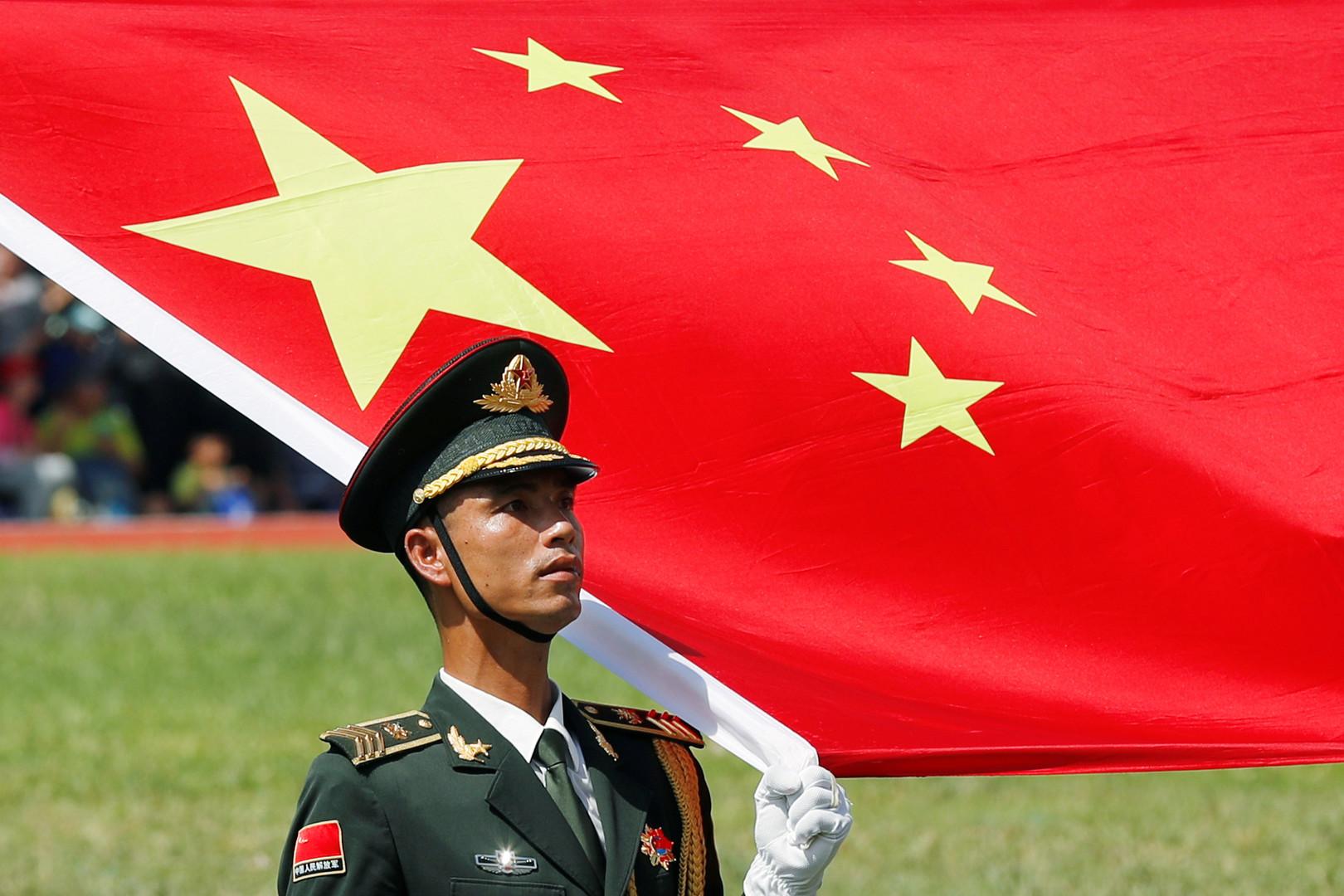 جندي صيني- أرشيف